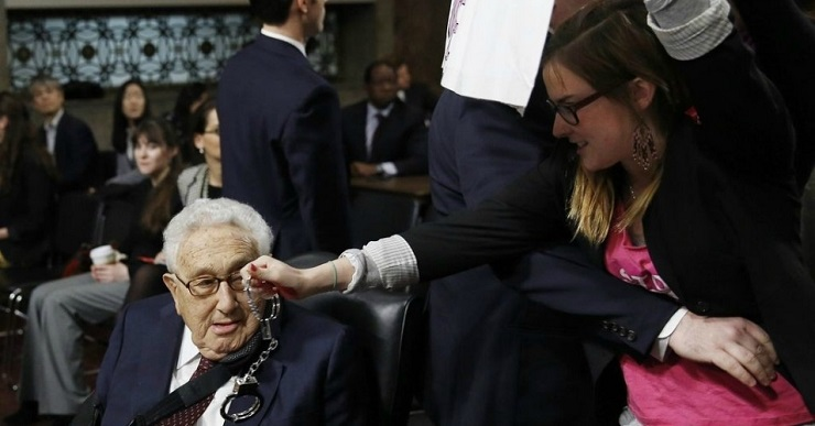 How Kissinger and Washington Sold Greece Out | New Eastern Outlook