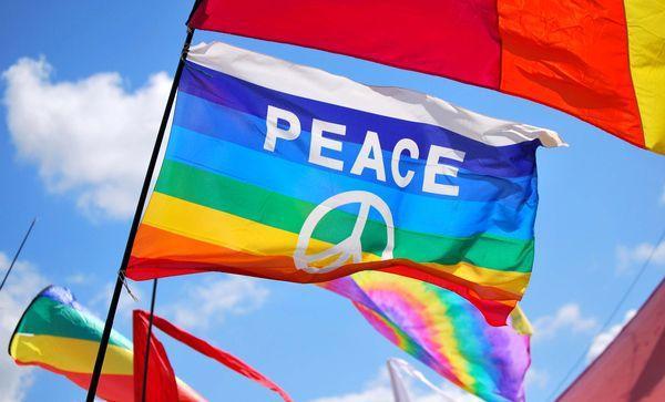 Nationale Vredesweek – 'Imagine' er is vrede – De Lange Mars Plus