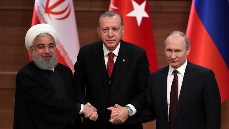 Russia locks horns with Turkey in Astana, as U.S. prepares false flag attack in Syria (Video)