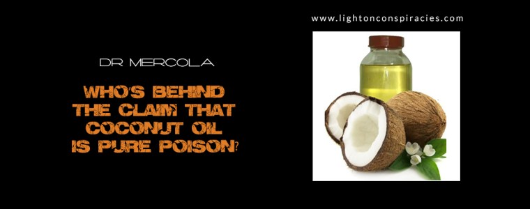 Who's Behind the Claim that Coconut Oil is Pure Poison? | Light On Conspiracies – Revealing the Agenda