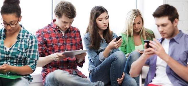 Nearly Half Of All Teens Wish They Could Travel Back In Time To An Era Before Social Media