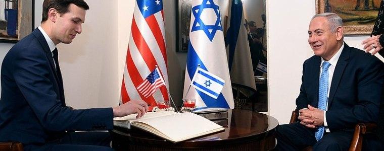 Plan Trump-Kushner-Netanyahu in werking | Uitpers