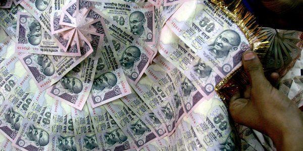Indien gerät in den Sog der Schulden-Krise