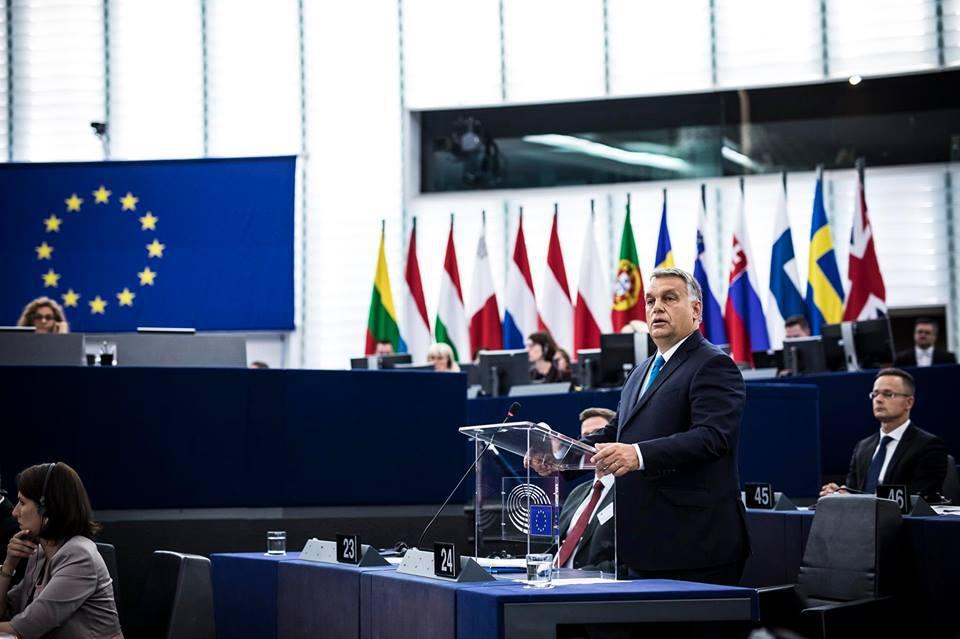 Wie zijn Orbáns vrienden in het Europees Parlement?
