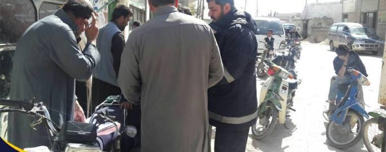Terroristen leggen de laatste hand aan de voorbereiding voor een nieuwe chemische aanval – FREESURIYAH