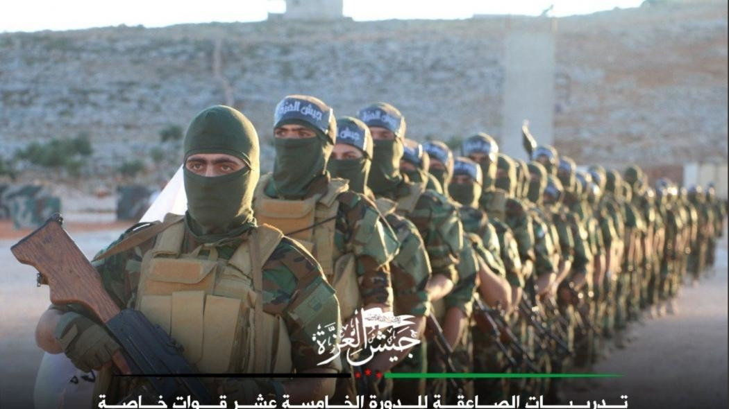 Syrien: Wohin mit 60.000 Kämpfern für einen islamistischen Staat?