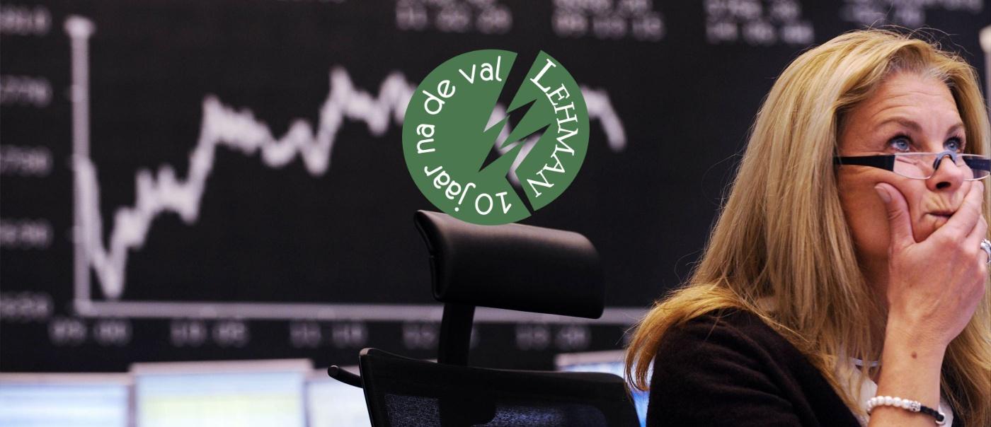Schieten op securitisaties: het Lehman-moment van Liset Hamming