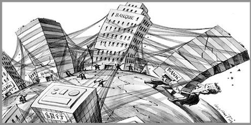 Lehman Brothers: der Bankrott einer Bank und eines Systems