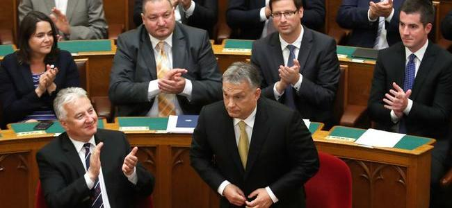 Hungary Defiant In The Face Of EU Censure