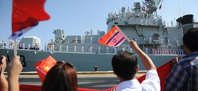 China To Take Over Israel's Largest Port, Could Threaten US Naval Operations