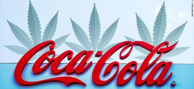 Coca-Cola Looking To Produce Pot-Infused Drinks