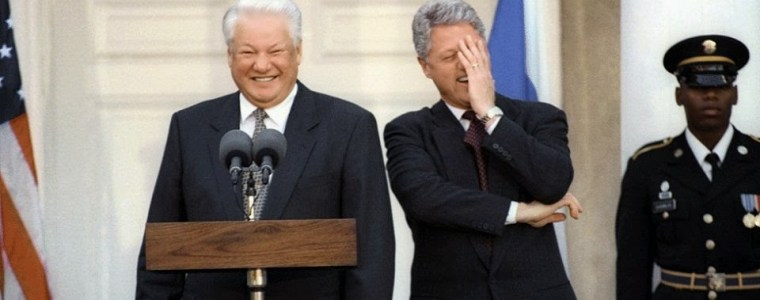Clinton-Yeltsin docs shine a light on why Deep State hates Putin (Video)