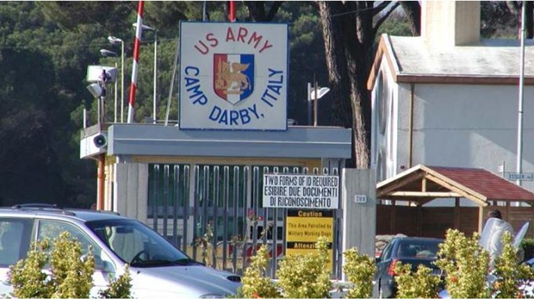 In Italy, The Slaughtering of Trees in Support of the Restructuring of US Camp Darby Military Base – Global Research