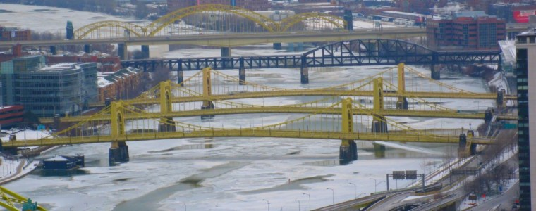 Fracking Chemicals Dumped in Allegheny River a Decade Ago Entered Food Chain