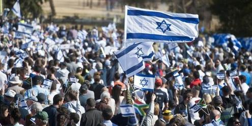 Volksbefragung in Israel: «Wir sind ein auserwähltes Volk»