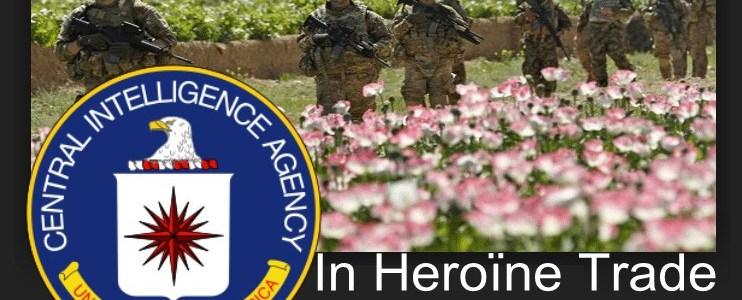 Afghanistan op koers na inval: record-oogst heroïne..!!