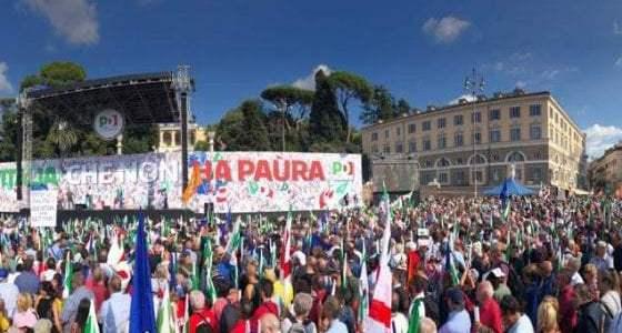 Rome gaat bescheiden in het rood   Uitpers