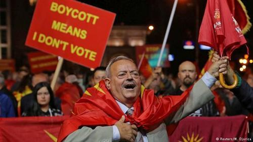 NATO's Manipulation Of The Macedonian Vote Exposes Its Modus Operandi