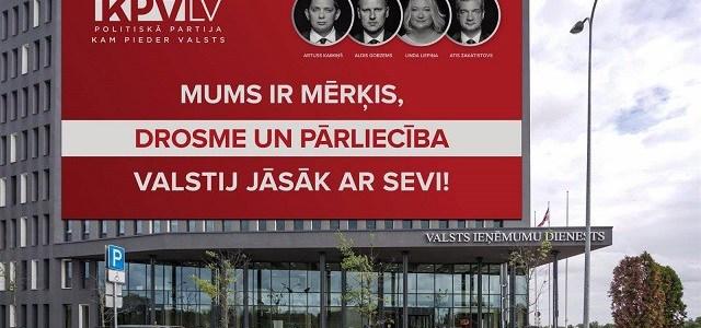 Letland: Twee grootste partijen waarschijnlijk uitgesloten van regering
