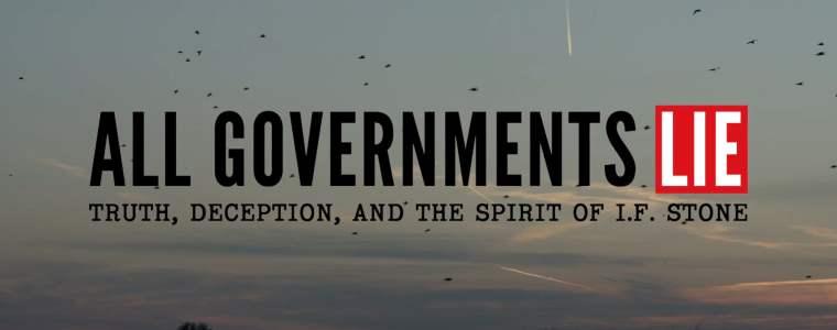 Jede Regierung lügt: Dokumentarfilm über investigativen Journalismus in USA
