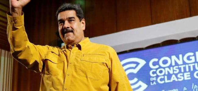 'Trump Wants To Have Me Killed', Says Venezuela's Maduro