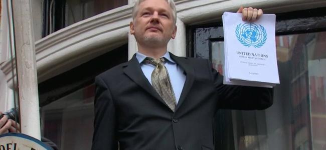 Ecuador Restores Julian Assange's Internet, Phone And Visitation Privileges
