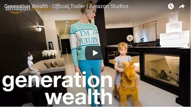 Generation Wealth: rijkdomheid – De Lange Mars Plus