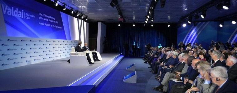 """Poetin: """"Rusland zal alleen kernwapens gebruiken als vergeldingsmaatregel"""" – Geotrendlines"""