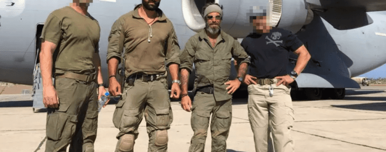 The future of war: UAE hires U.S. mercenaries to assassinate political leaders (Video)