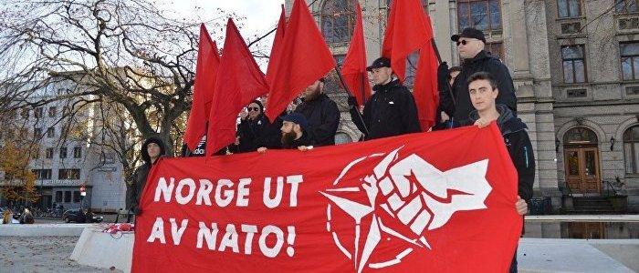 Norweger wollen nicht gegen Nato protestieren – Aktivisten erklären warum