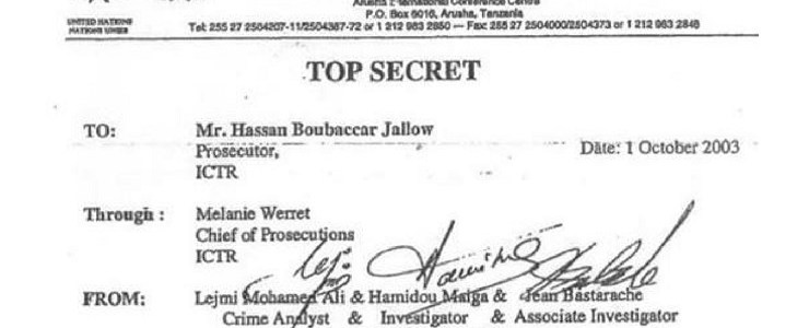 Top Secret: Rwanda War Crimes Cover-Up   New Eastern Outlook
