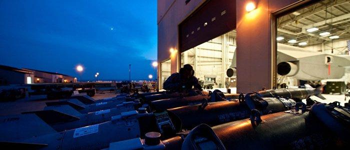 Aufrüstung auf Hochtouren: Pentagon macht taktische Bombe zu strategischer Waffe