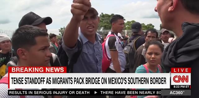 "Migrant Declares That Trump Is ""The Antichrist"" As Caravan Swells To 14,000 People"