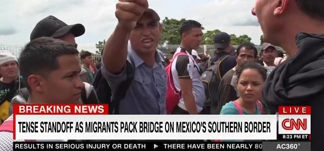 "Migrant Declares That Trump Is ""The Antichrist"" As Caravan Swells To 14,000 People"