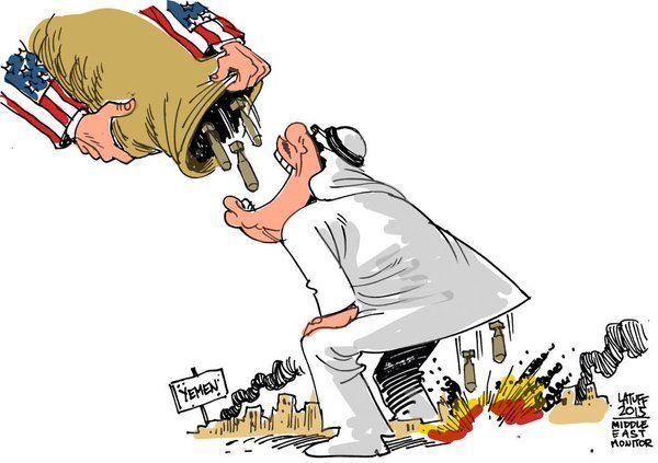 Khashoggi, niet Jemen veroorzaakt ophef | Uitpers