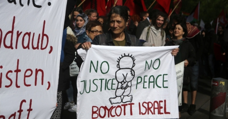 Duitse rechtbank: BDS-actie tegen Israëls bezetting Palestina mag niet verboden worden