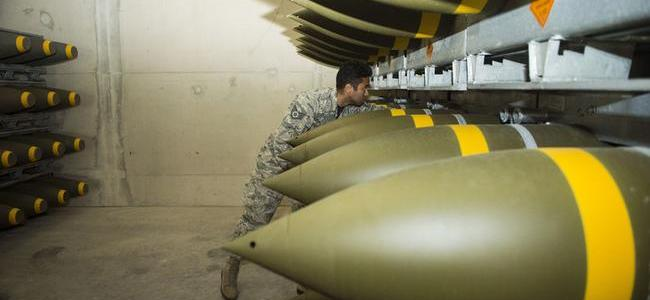 U.S. Completes Largest Ammo Shipment To Europe Since NATO Bombing Of Yugoslavia