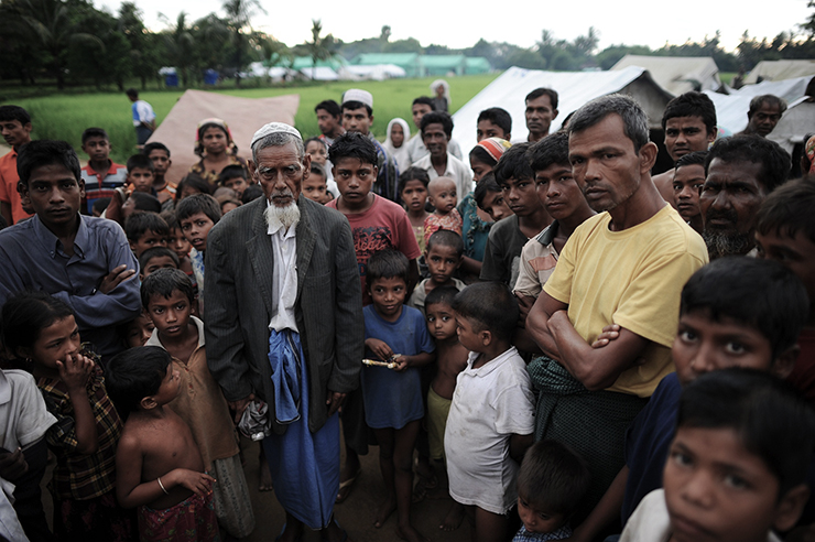 human-rights-movement-shifts-for-focus-to-rohingya-conflict-yet-again-new-eastern-outlook