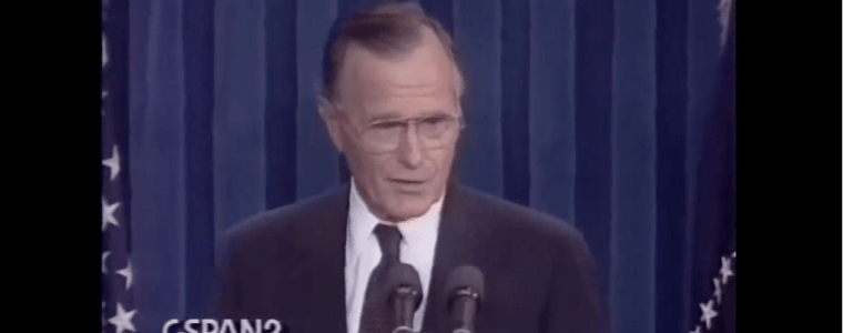 when-george-bush-sr.-took-on-the-israel-lobby-and-paid-for-it