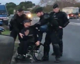 8220the-police-were-out-for-blood8221-viral-video-shows-french-police-toss-man-in-wheelchair-to-ground