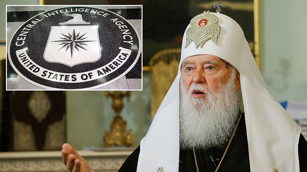 thanks-for-independence-ukraines-schismatic-patriarch-bestows-highest-award-on-ex-cia-ops-chief