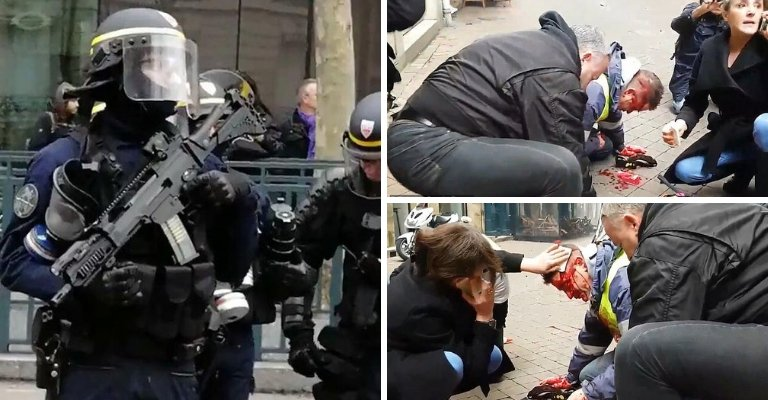 french-police-deploy-semi-automatic-weapons-and-live-ammo-against-yellow-vests