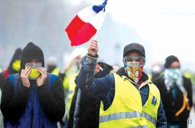 the-ghosts-of-revolution-the-yellow-vests-rise-up-against-the-totalitarian-financial-empire.-8211-global-research