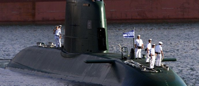 israeli-submarines-suspected-of-sabotaging-shipping-in-gulf-of-oman.-in-case-of-conflict-with-iran,-oil-prices-could-double-overnight-–-global-research