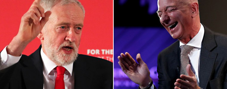 'many-happy-tax-returns':-corbyn-sends-amazon's-jeff-bezos-a-25th-birthday-card-to-remember