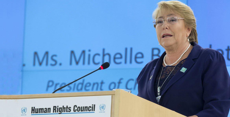 'weaponizing-human-rights':-un-chief-bachelet's-venezuela-report-follows-us-regime-change-script-–-global-research
