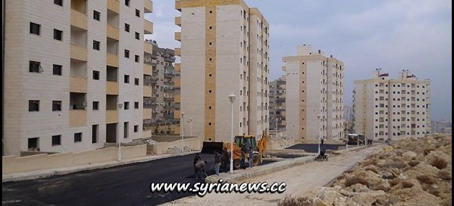 aleppo-rebuilding-its-infrastructure,-1216-projects-since-eliminating-terror