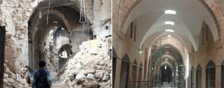 rebuilding-aleppo:-before-&-after-photos-show-reconstruction-of-key-syrian-sites