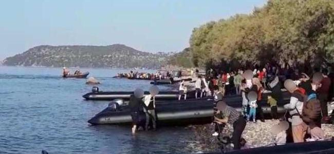 eu-crisis-re-accelerates:-100s-of-migrants-suddenly-land-on-greek-islands