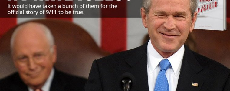 you-don't-need-a-weatherman…-junior-bush-on-the-morning-of-9/11-–-global-research